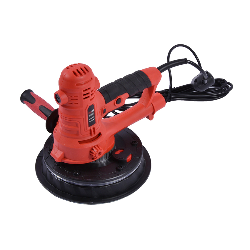 New 180C Self-priming Clean Wall Sandpaper Machine Wall Grinder Putty Sand Grinding Machine With 360 Degree LED Light 220v 850W цены