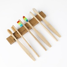 1Pcs Toothbrush Personal Health Environmental Bamboo Toothbrush Oral Care Teeth Medium Eco friendly Soft Brushes Teeth Whitening
