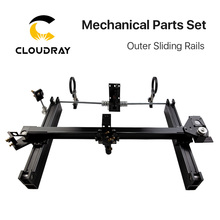 機械部品セット 900 ミリメートル * 600 ミリメートルシングルヘッドレーザーキット外部スライド DIY CO2 レーザー 9060 CO2 レーザー彫刻切断機