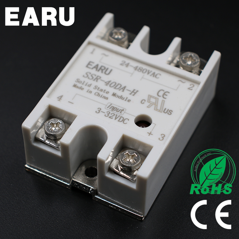 To ensure the quality of wholesale manufacturers with FOTEK SSR-40DA 40A solid state relay (spot) DC control
