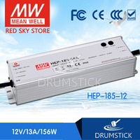 MEAN WELL HEP 185 12 12V 13A meanwell HEP 185 12V 156W Single Output Switching Power Supply