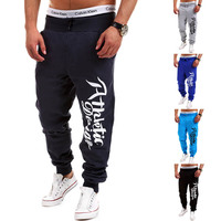 High Quality 2016 Summer Brand Mens Harem Sweat Pants Men Loose Camouflage Trousers Casual Men Pants