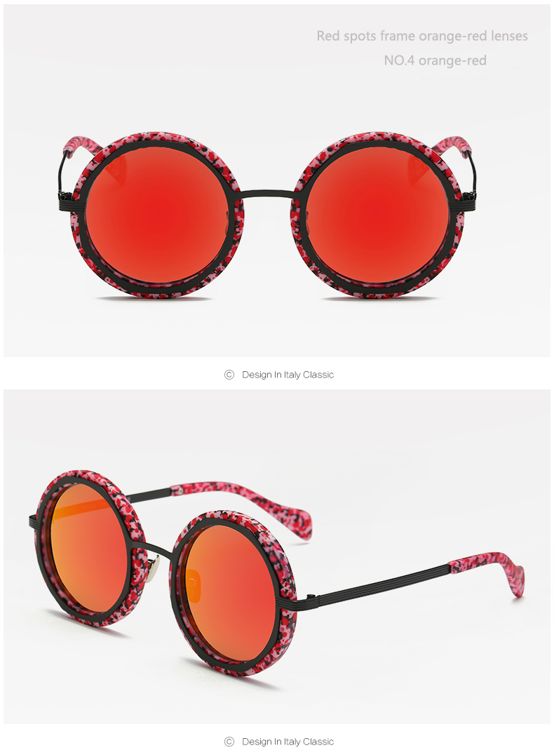 Small Round Sunglasses Ray Sun Glass Glasses Round Polaroid ...