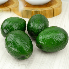 050 Simulation of avocado fake imported fruit model display window home furnishing
