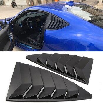 Cubierta De Ventilación Exterior   Accesorios Exteriores Ventana De Rejilla Lateral Cubierta De Ventilación ABS 2 Piezas Para Toyota 86 Subaru BRZ 2012-2018