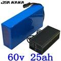60V Электрический аккумулятор 60V 25AH литий-ионный аккумулятор для электровелосипеда 60V 1500W 2000W 3000W аккумулятор 60V 25AH Аккумулятор для скутера + за...