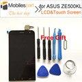 Высокое Качество ЖК-Дисплей + Сенсорный Экран Замена Ассамблея Экран для ASUS Zenfone 2 Laser ZE500KL 5.0 дюйма