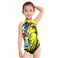 Yingfa Swimwear Training Swimsuit Arena Girls Swimsuits Children Racing Competition Kids Swimming Suits Professional Hot