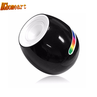 HGHomeart 3D Night Light Projector 256 Living Color Atmosphere LED Mood Light Touch Usb Lamp Night
