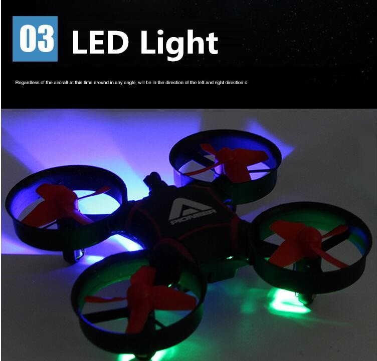 Quadcopter Helicopter remote 3