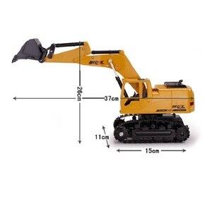Image 3 - Rc טרקטור טרקטור צעצוע Rc משאיות למכירה עם צעצוע טרקטורי שלט רחוק Rc Dump Truckfarm טרקטורי צעצועים