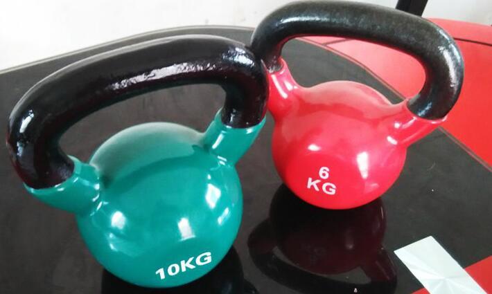 Professionnel Fitness bouilloire cloche musculation levage haltère unisexe exercice équipement d'entraînement livraison gratuite