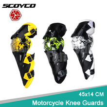 2014 3 kinds of Motorcycle white Racing Knee Pads Gear pads for