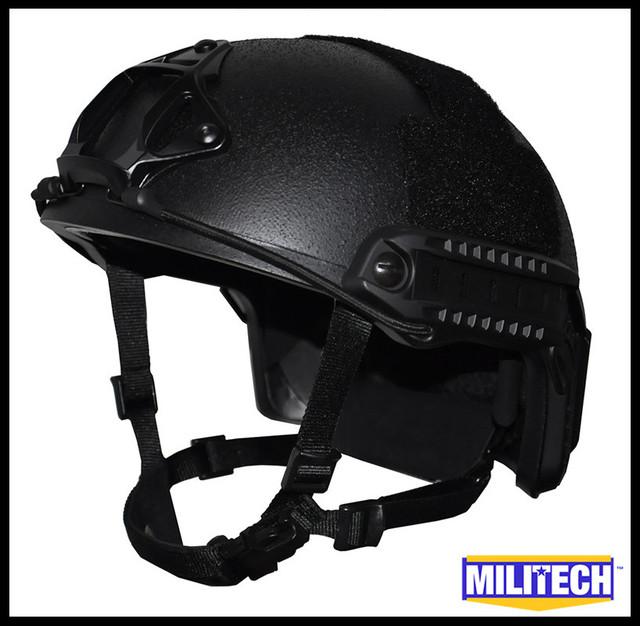S/M BK BK Deluxe OPS-Núcleo Marítimo NIJ nível IIIA RÁPIDO Capacete à prova de balas/Ops Núcleo Marítimo RÁPIDO Balístico À Prova de Bala capacete