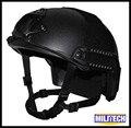 S/M BK Deluxe OPS-Core Maritime NIJ level IIIA BK FAST Bulletproof Helmet / Ops Core Maritime FAST Bullet Proof Ballistic Helmet