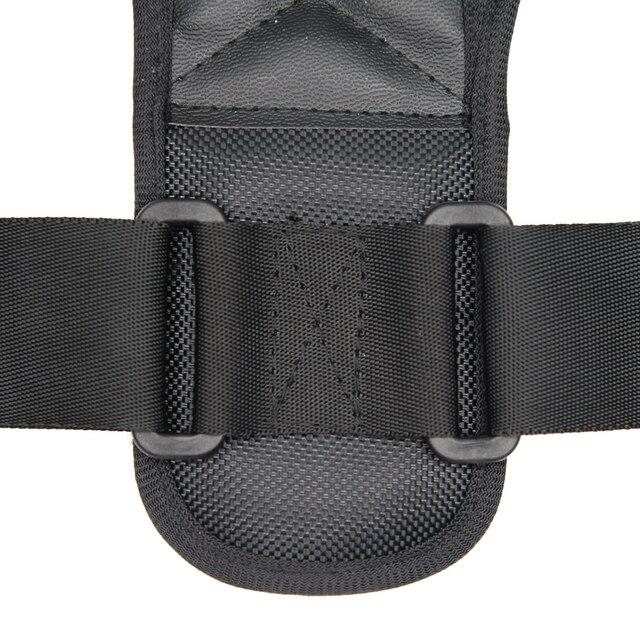 Adjustable Back Posture Corrector Clavicle Spine Back Shoulder Lumbar Brace Support Belt Posture Correction Prevents Slouching 2