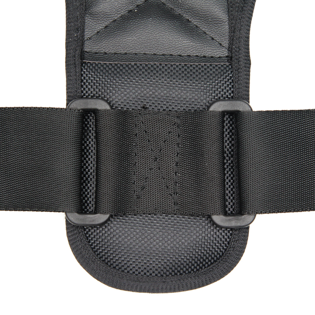 Back Shoulder Lumbar Brace Support Belt