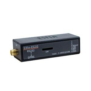Image 2 - Küçük Elfin EG10 seri Port cihazı ağ bağlanmak Modbus tcp IP fonksiyonu RJ45 RS232 GSM GPRS seri sunucu
