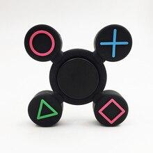 Съемная игровая Кнопка Спиннер для аутизма и СДВГ время вращения длинные антистрессовые игрушки
