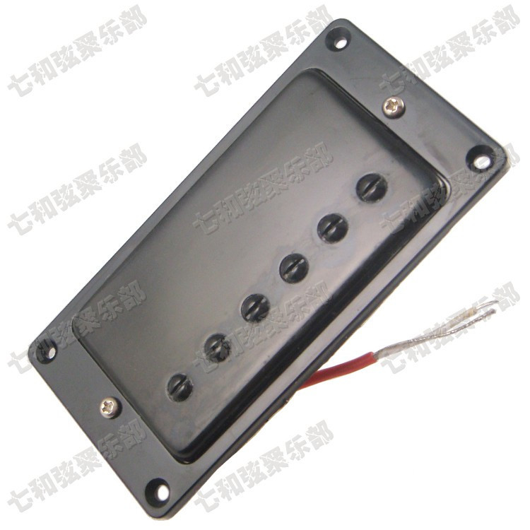 A3 double coil Electric guitar Pickup Guitar parts musical instruments accessories humbucking guitar pickups belcat bass pickup 5 string humbucker double coil pickup guitar parts accessories black