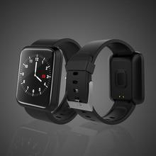 Купить с кэшбэком New Sport3 Smart Watch Heart Rate Blood Pressure Tracker Waterproof Sport Bracelet HD Screen Bluetooth Wristband For IOS Android