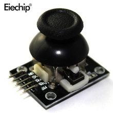 10pcs/lot Higher Quality Dual-axis XY Joystick Module PS2 Joystick Control Lever Sensor For Arduino KY-023