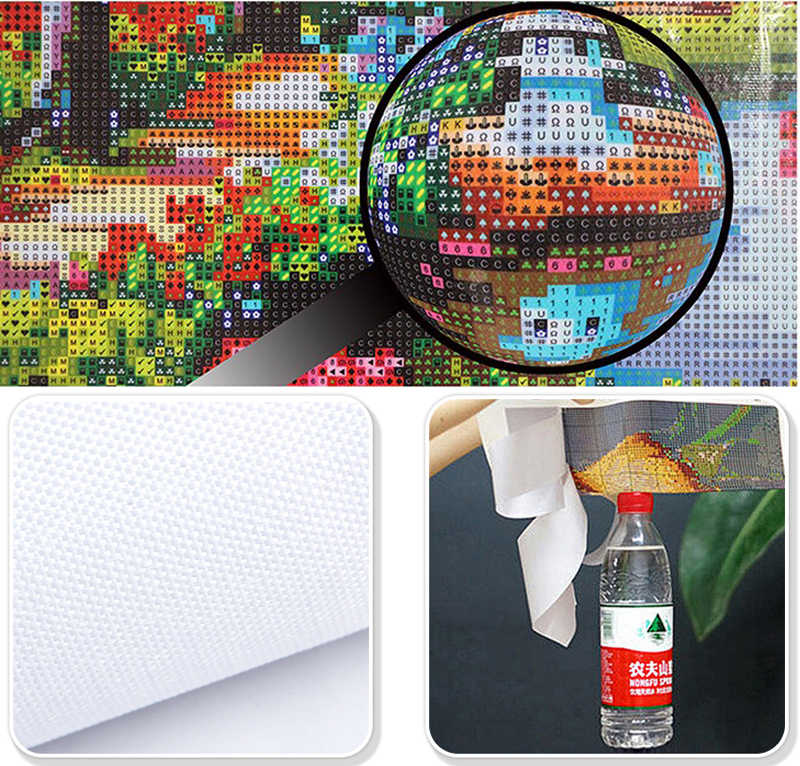 Pieno Trapano Piazza 5D FAI DA TE Diamante Pittura Garden cherry 3D Ricamo Punto Croce Mosaico Strass Complementi Arredo Casa regalo