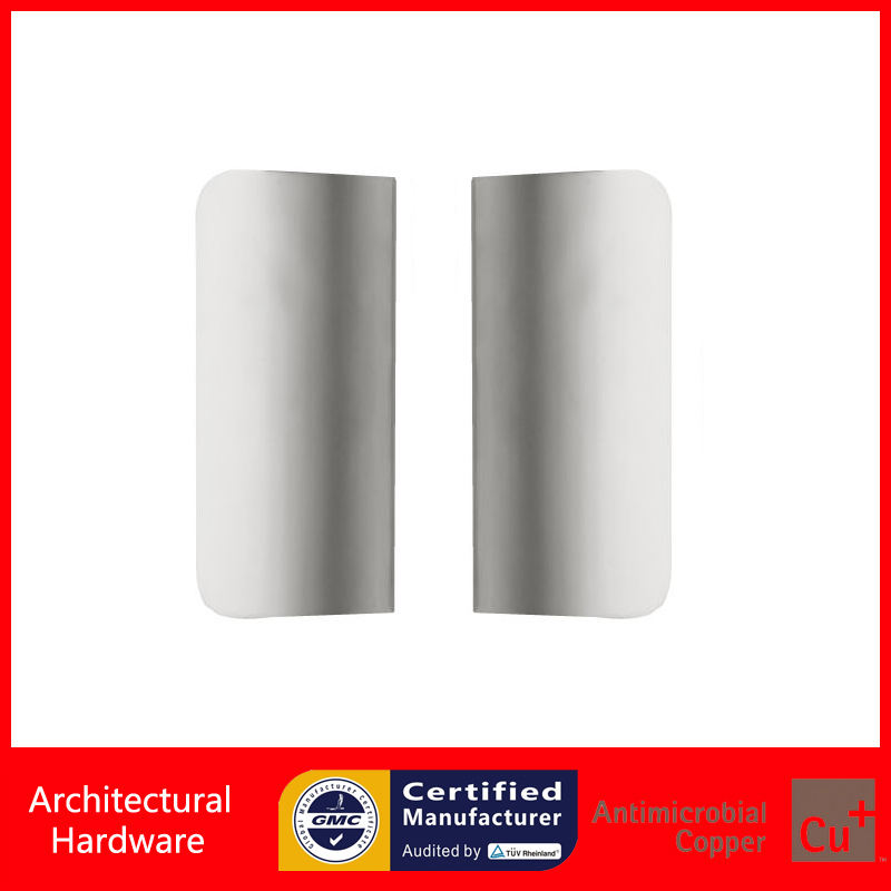 ₪Puerta de entrada de plata mango de aleación de aluminio para ...