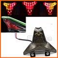 For KAWASAKI Z1000 2014 2015 2016, ZX10R ZX-10R NINJA Motorcycle Integrated LED Tail Light Brake Turn signal Blinker Lamp Smoke