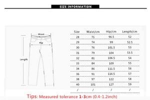 Image 5 - AIRGRACIAS Mens Ripped קצר ג ינס מותג בגדים ברמודה כותנה לנשימה מכנסי ג ינס קצרים זכר חדש אופנה גודל 28 40