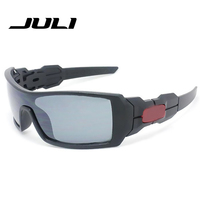 JULI Outdoor Cycling Bike SunGlasses Outdoor Sports Bicycle Bike Sunglasses Men TR90 Goggles Eyewear Oculos