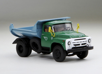 rare Limited Edition 1/43 MMZ ZIL 555 Model of Russian Truck Model in SSM Former Soviet Union Alloy Collection Model