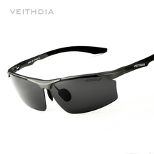 2017 VEITHDIA Mens Brand Desighner Sunglasses Polarized Eyeglasses Sun Glasses gafas oculos de sol masculino For Men VT6576