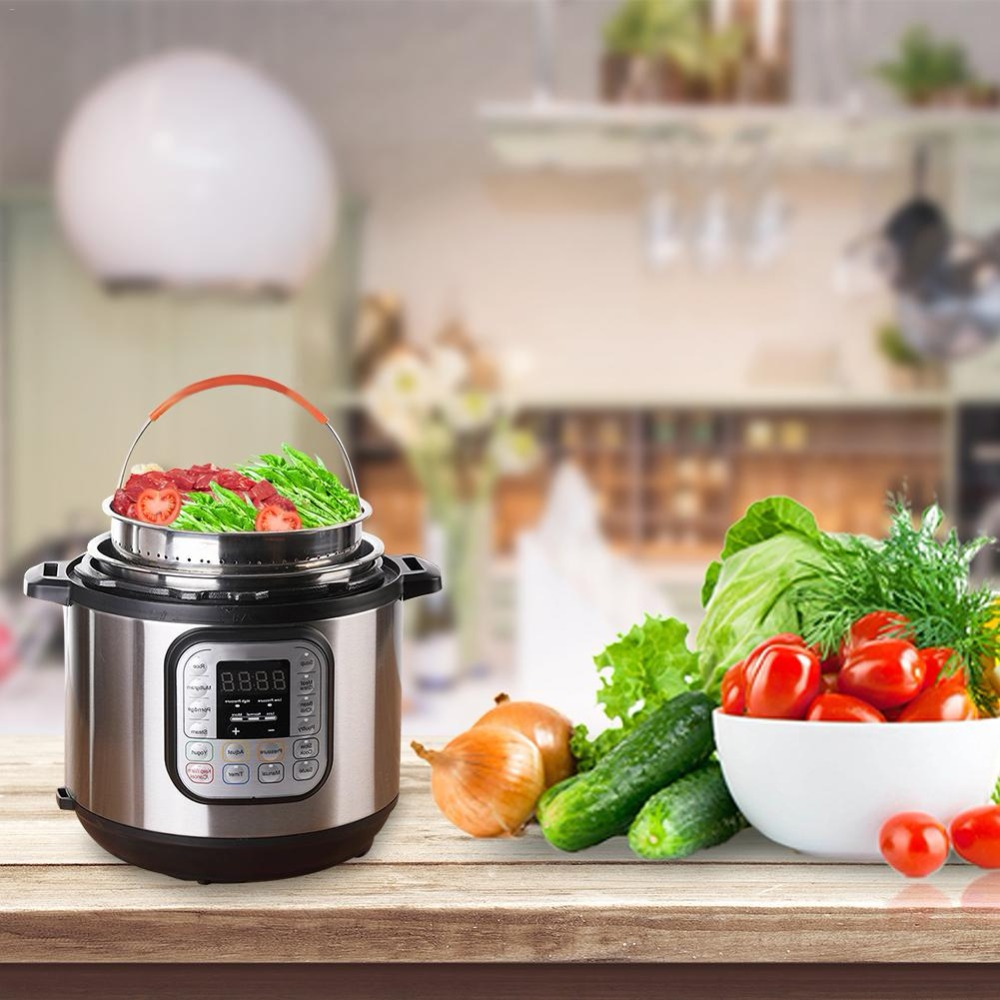 Stainless-Steel-Rice-Cooker-Steam-Basket-Fits-6-Or-8-Quart-Instant-Pot-Anti-scald-Steamer