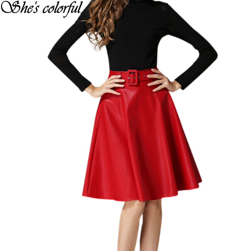 Elegant  Skirts 5 Color Casual Send Belt G56in Skirts From Women39s Clothing