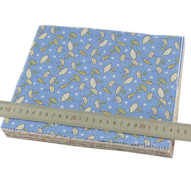 Цветок Дизайн квилтинга Ткань tissu лоскутное Вышивание для Tecido Тильда ткани 100% хлопок Ткань 80 шт./лот 20*24 см Скрапбукинг