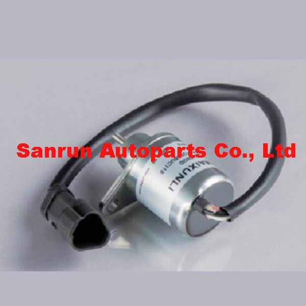 Fuel Shut Off Shutdown Solenoid Gator Tractor Mower M806808 1503ES 12K5SUC5S SA4562 119653 77950