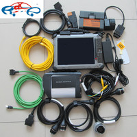 2019.03 MB Star C4 + For BMW ICOM A2 B C Diagnostic Tool + SSD mb sd c4 ICOM A2 + Xplore IX104 C5 Tablet (I7,4g)