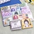 Nuevas Carteras de Cuero de Marca Famosa Diseño Corto Billetera Hombre Bolsos Casual Sólido dollar price carteira masculina diseño De Billetes