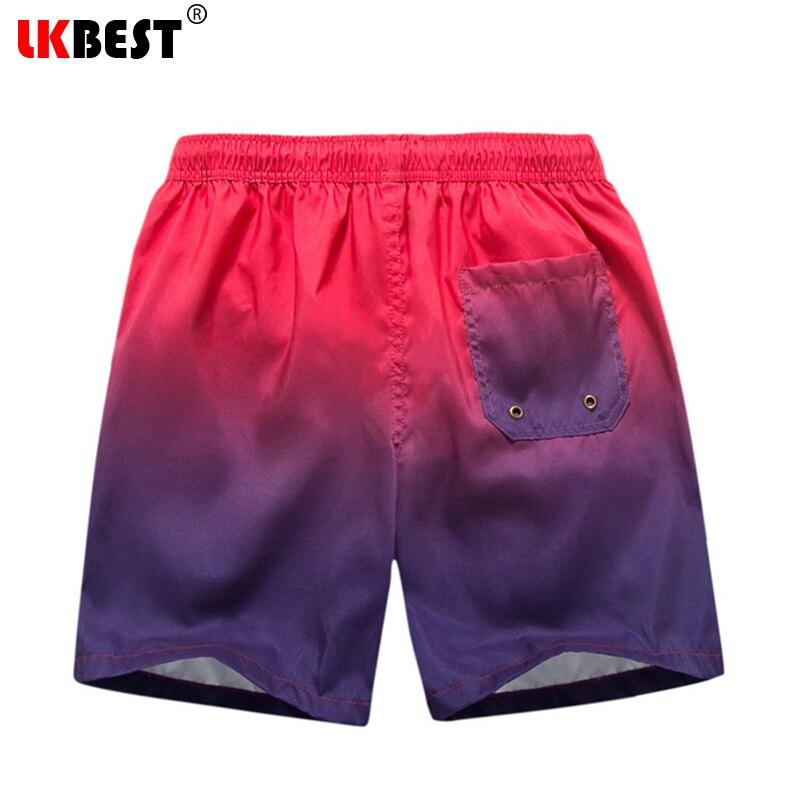 LKBEST moda casual shorts hombres verano hombres beach shorts de - Ropa de hombre - foto 2