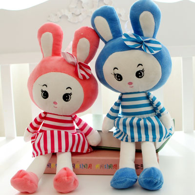 Plush Toy Doll Wedding Goods Throwing Game Doll Cartoon Large Plush Toy Kids Sleeping Back Cushion Stuffed Pillow Animall Doll
