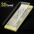 3D Полное Покрытие Для Sony Xperia XA XA плюс XP Экран протектор Закаленное Стекло Для Sony Xperia XA F3111 F3113 F3115 Защитный фильм