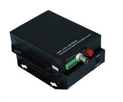 1ch Analog Optical Transmitter Without Data(Single Mode, Single Fiber 20KM, FC)