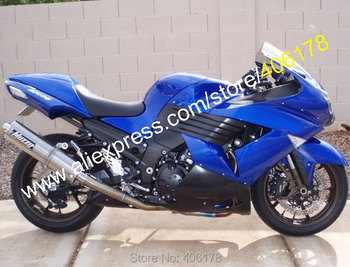 For Ninja ZX14R 2006 2007 2008 2009 2010 2011 ZX1-4R 06 07 08 09 10 11 ABS Fairing Kit (Injection molding)