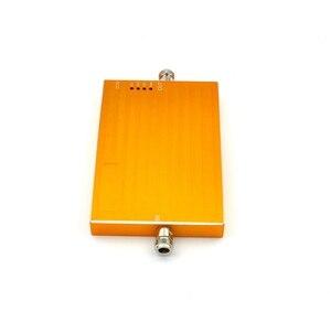 Image 5 - Oro AGC función 2g GSM 900 1800 repetidor GSM 900Mhz, DCS 1800MHz celular amplificador de señal de teléfono 70dB ganancia amplificador de señal móvil