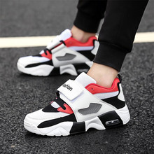 New men's shoes casual platform sneakers lace lazy breathable men's high color matching casual sneakers shoes