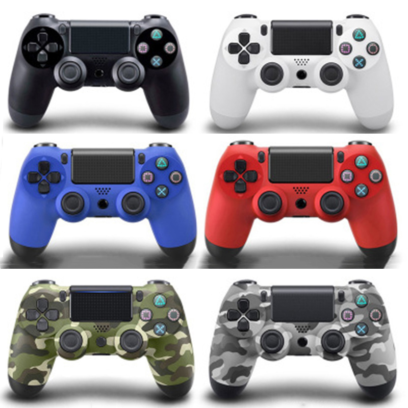 wireless bluetooth Gamepad Joystick controller for Sony PS4 Controller Joystick Gamepads for PlayStation 4 Console High quality voground new for sony ps4 bluetooth wireless controller for playstation 4 wireless dual shock vibration joystick gamepads