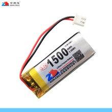 Bateria de Polímero em 3.7 V 1500 Mah 102050 de Lítio Células Li-ion Recarregável Aprendizagem Máquina Gravador Tráfego Cavaleiro