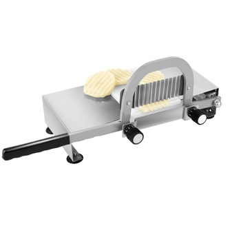 Wave slicer Cut potatoes carrots and cucumbers Stainless steel Vegetable Cutter chipper