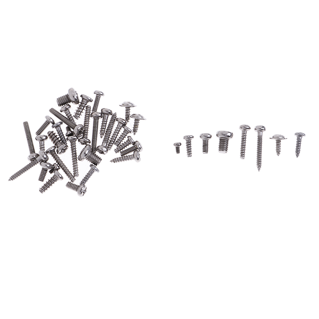 Pack Of Screws Spare Parts For Wltoys V912 Rc Helicopter